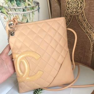 Chanel Cambon leather crossbody bag